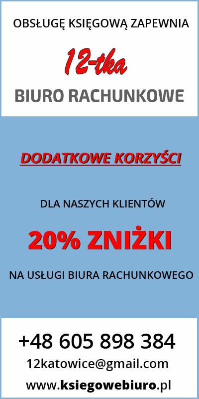 biuro rachunkowe 12-tka Katowice